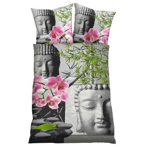 """Pościel """"Buddha"""" bonprix kolorowy, kolor wielokolorowy"""