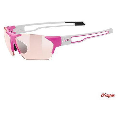 Okulary UVEX Sportstyle 202 small v Pink/White Mat 2016