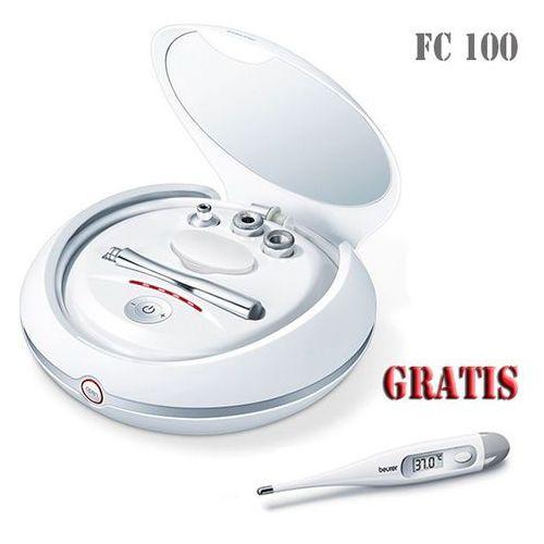 Urządzenie do mikrodermabrazji  fc 100 marki Beurer