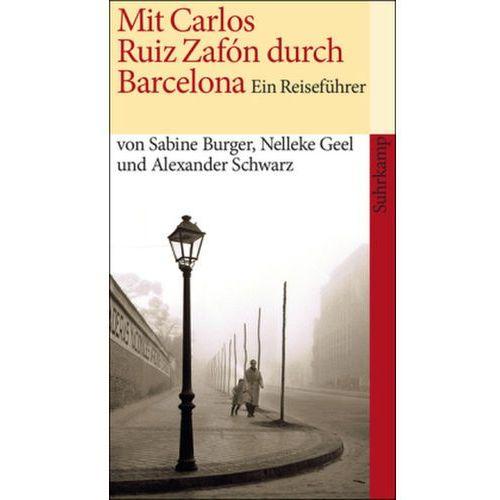 Mit Carlos Ruiz Zafón durch Barcelona