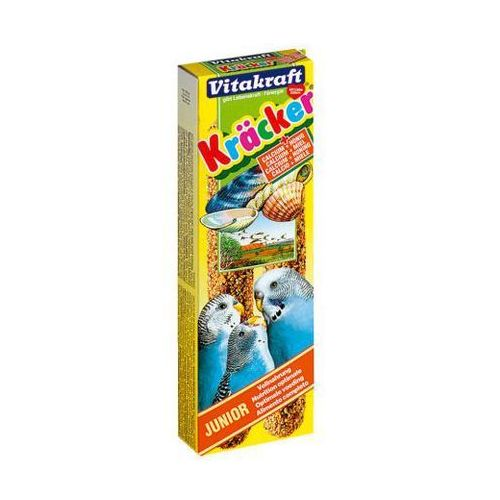 Vitakraft kolba dla papużki falistej Junior z wapniem