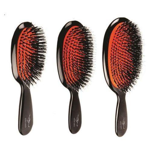 Gepard Zestaw 3 szczotek do włosów włos z dzika naturalna