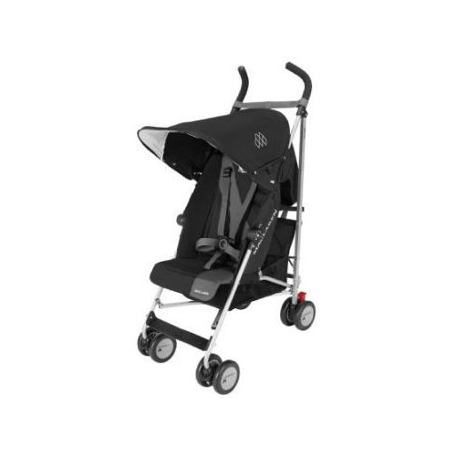 MACLAREN Wózek spacerowy Triumph Black/Charcoal (5010902216848)