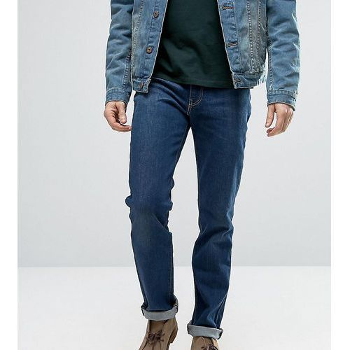 Levi's Big & Tall 511 Skinny Jeans Glastonbury - Navy