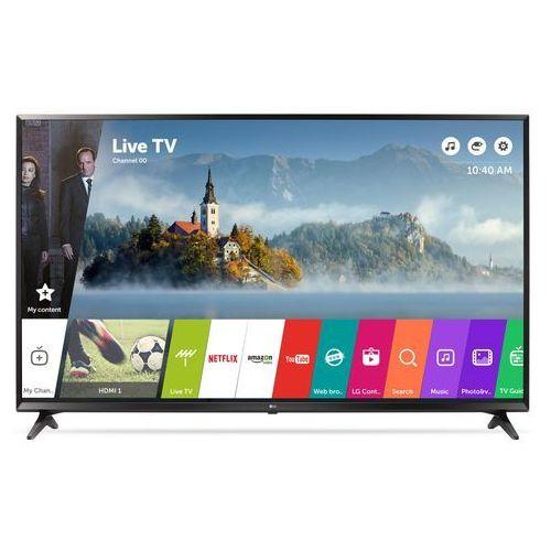 TV LED LG 49UJ6307. Najniższe ceny, najlepsze promocje w sklepach, opinie.