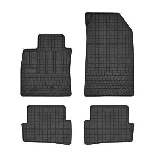 RENAULT Clio IV 2012-...... zestaw dywaników gumowych FROGUM