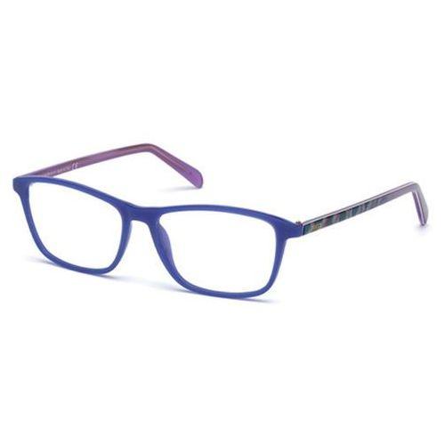 Okulary korekcyjne ep5048 090 marki Emilio pucci