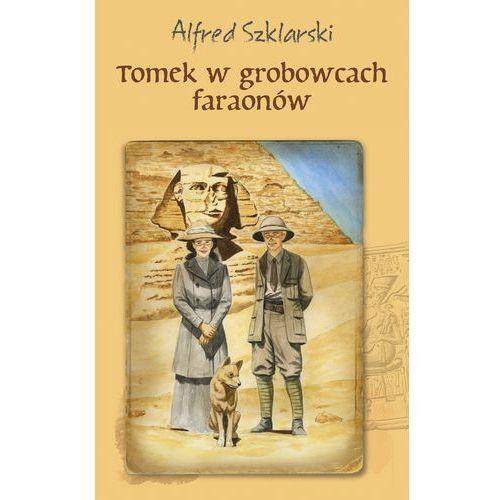 Tomek w Grobowcach Faraonów, oprawa miękka