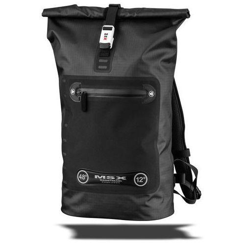 Mainstream MSX BackPack 48° Plecak 25l Clean Ripstop czarny 2018 Plecaki szkolne i turystyczne (4214200102143)