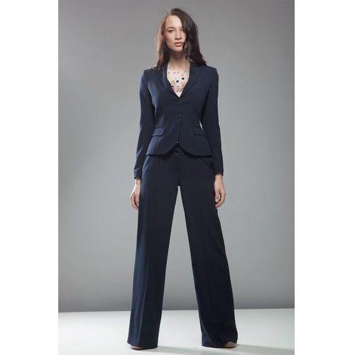 4f263559 Spodnie damskie Producent: Nife, Kolor: niebieski, ceny, opinie ...