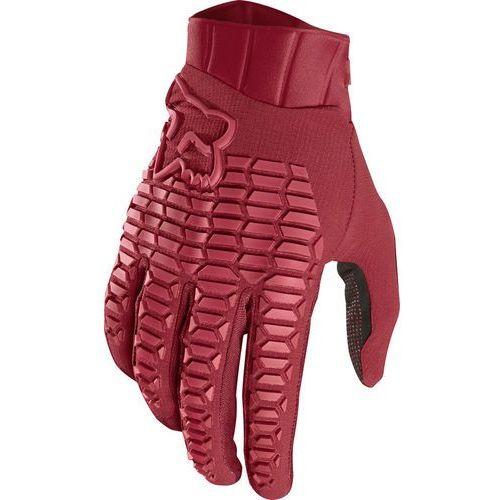 Fox defend rękawiczki mężczyźni, cardinal m 2019 rękawiczki długie