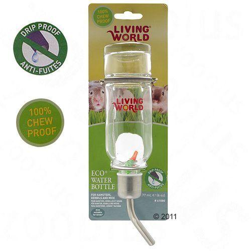 LivingWorld szklany pojnik - 355 ml| -5% Rabat dla nowych klientów| DARMOWA Dostawa od 99 zł