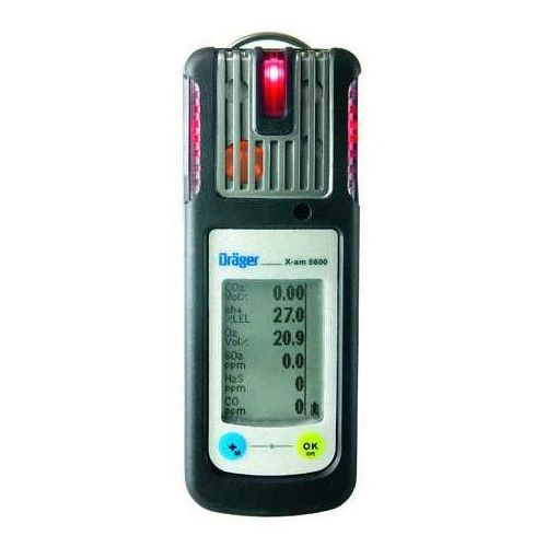 Miernik gazów Drager X-am 5000 z sensorem O3