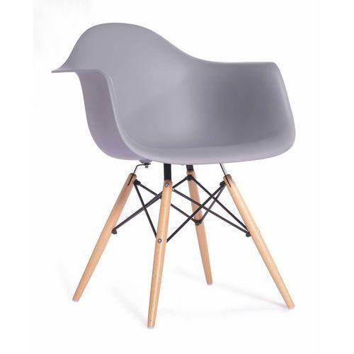 Nowoczesne krzesło Eteo DAW grey PP