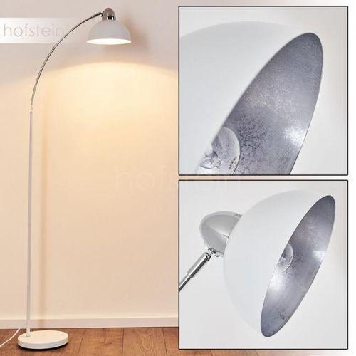 Poitou Lampa Stojąca Biały, 1-punktowy - Nowoczesny - Obszar wewnętrzny - Poitou - Czas dostawy: od 2-3 tygodni (4058383157817)