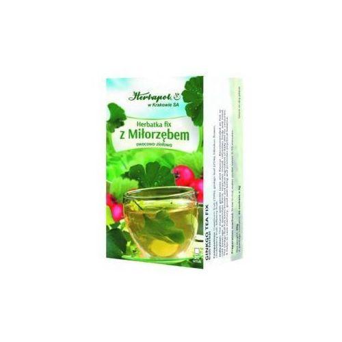 Herbapol kraków Herbata z miłorzębu 20szt. herbapol