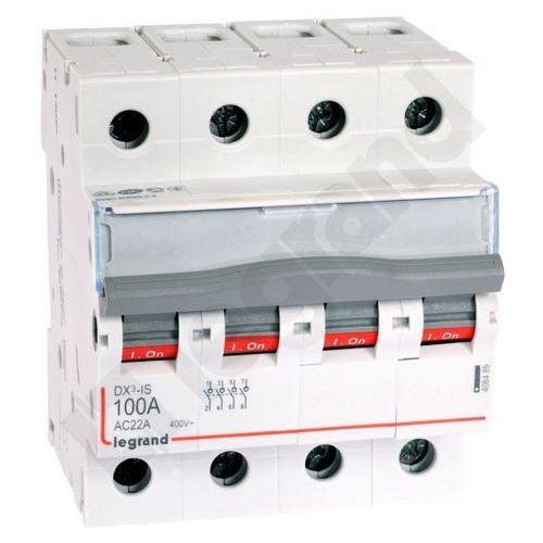 Rozłącznik modułowy 100A 4P FR304 004374/406489 Legrand (3245060043742)