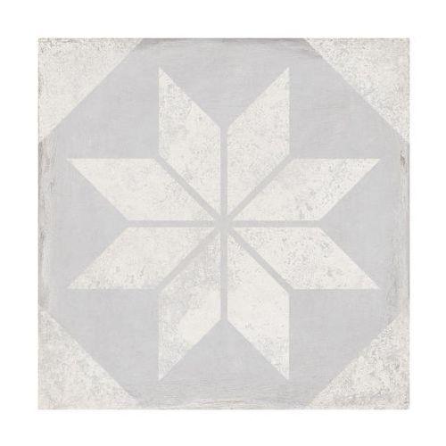Ceramika pilch Gres szkliwiony triana star gris 25 x 25 (5902510853914)