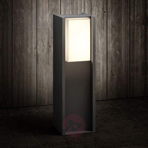 lampa cokołowa led turaco, sterowana marki Philips hue