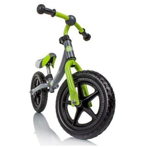 Kinderkraft rowerek biegowy 2way zielony (5906736057309). Najniższe ceny, najlepsze promocje w sklepach, opinie.