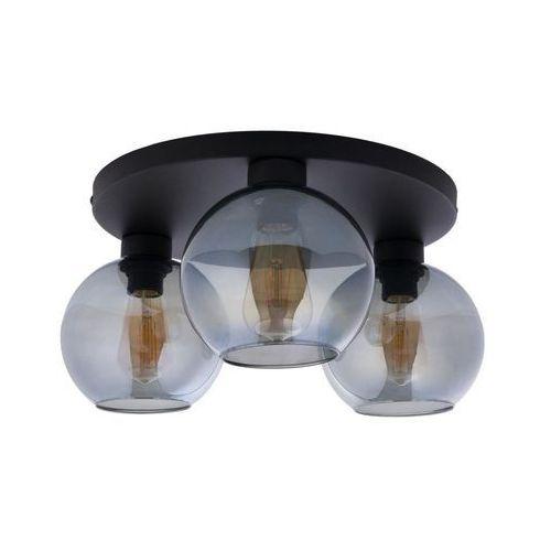 Tklighting Tk lighting santino 2773 lampa wisząca zwis 1x60w e27 grafit/chrom