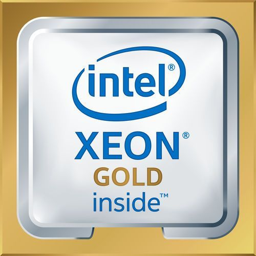 Intel Xeon gold 5120, 14C, 2.2 GHz, 19.25 MB cache, DDR4 up to 2400 MHz, 105W TDP