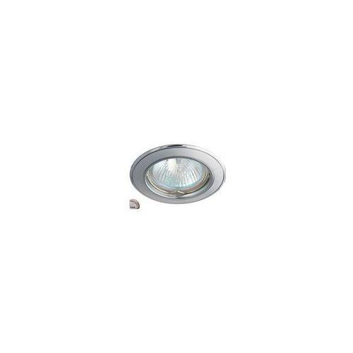 Oczko halogenowe axl 5514 1xmr16/50w perłowy matny chrom/nikiel - gxpl016 marki Greenlux