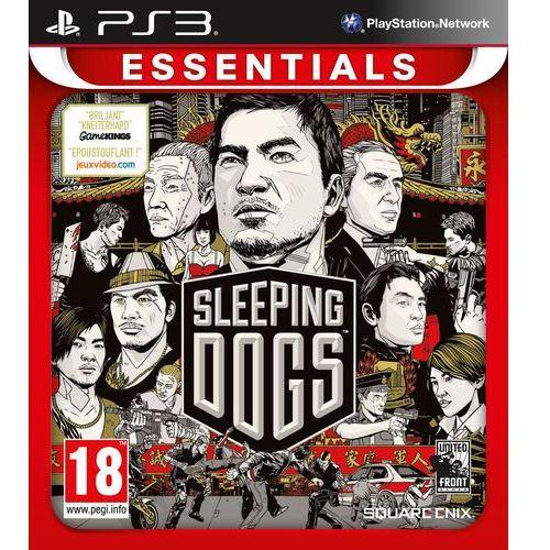 OKAZJA - Sleeping Dogs (PS3)