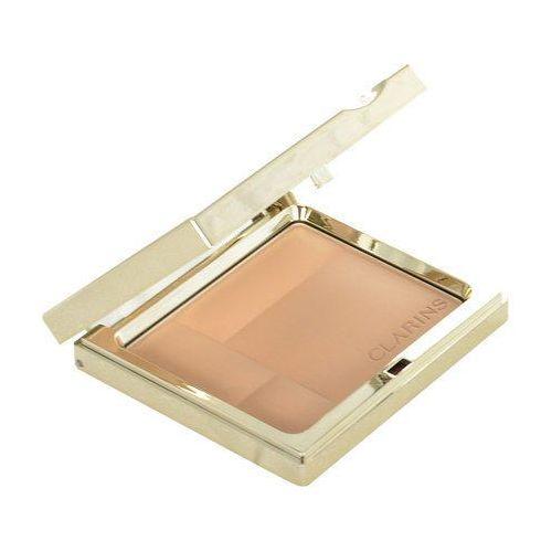 Clarins  ever matte compact nr 01 light transparent puder w kamieniu (3380814064618)