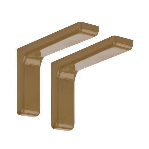 Wspornik półki drewnianej LEONARDO 2 szt. BOLIS ITALIA (8017013002091)