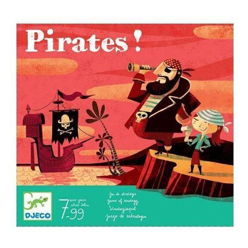 Djeco, gra strategiczna Piraci
