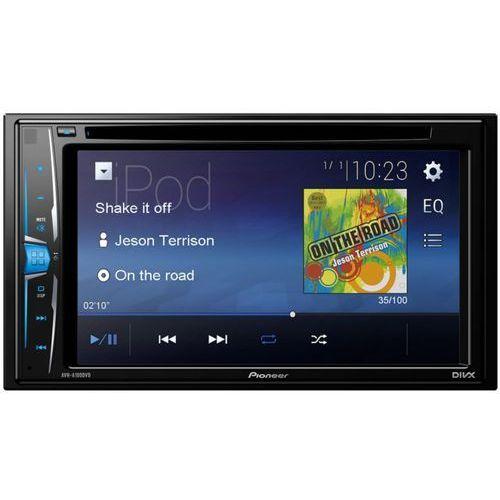 Radio samochodowe PIONEER AVH-A100DVD, AVH-A100DVD