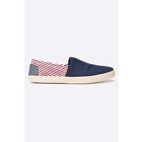 - buty canvas flag mens avalon sneake, Toms