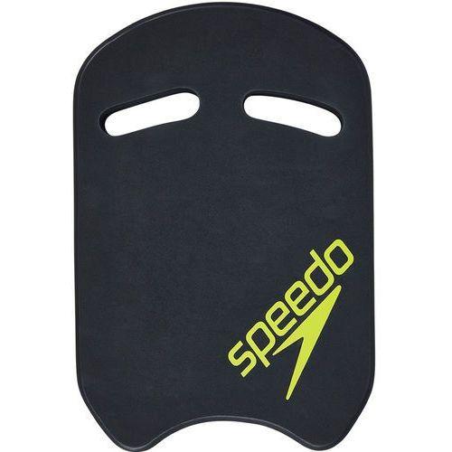 Speedo kick board au czarny 2018 akcesoria pływackie i treningowe (5053744387123)