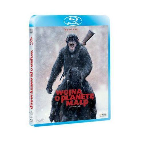 Imperial cinepix Wojna o planetę małp (blu-ray) - matt reeves. darmowa dostawa do kiosku ruchu od 24,99zł