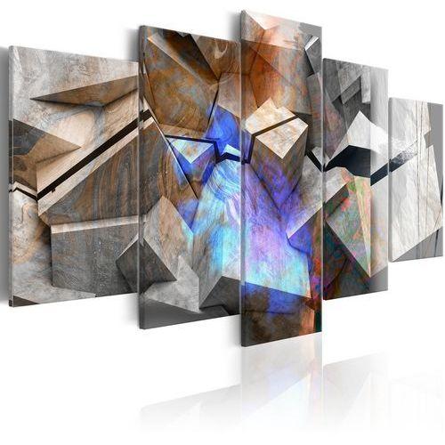 Artgeist Obraz - abstrakcyjne sześciany
