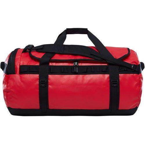 The north face base camp walizka l czerwony 2019 torby i walizki na kółkach