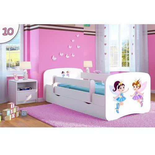 Łóżko dziecięce Kocot-Meble BABYDREAMS TAŃCZĄCE WRÓŻKI, Kolory Negocjuj Cenę