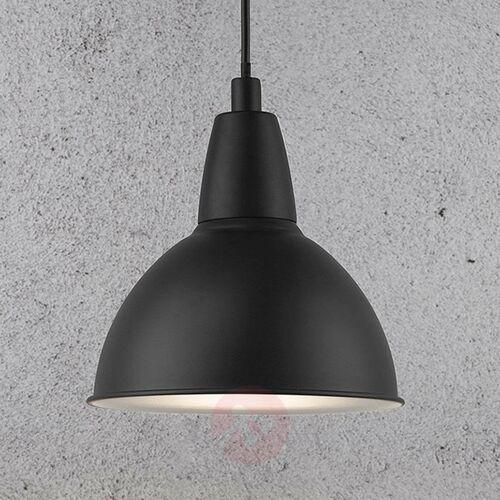 Nordlux trude lampa wisząca czarny, 1-punktowy - nowoczesny/skandynawski - obszar wewnętrzny - trude - czas dostawy: od 2-3 tygodni