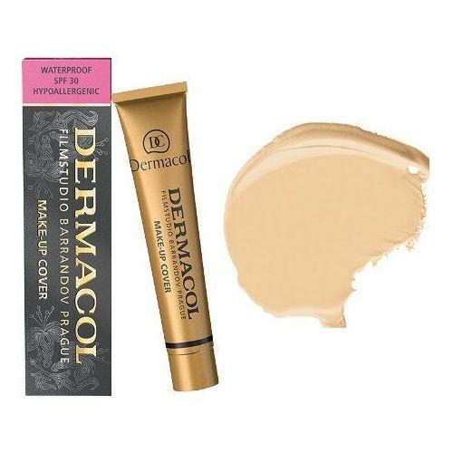 Dermacol make-up cover | podkład kryjący - kolor 209 - 30g (85945951). Najniższe ceny, najlepsze promocje w sklepach, opinie.