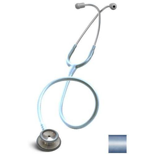 Stetoskop internistyczny deluxe s601pf - perłowo jasno niebieski marki Spirit