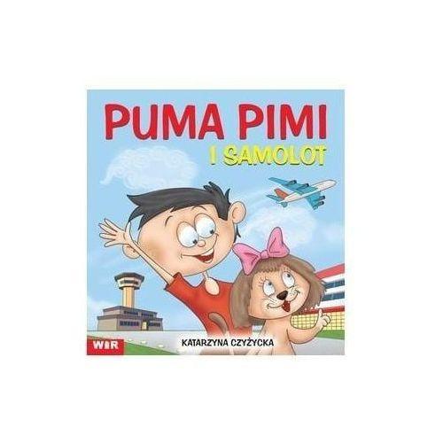 Puma Pimi i samolot cz. 5 sylaby ze spółgł. S, Z (9788362739202)