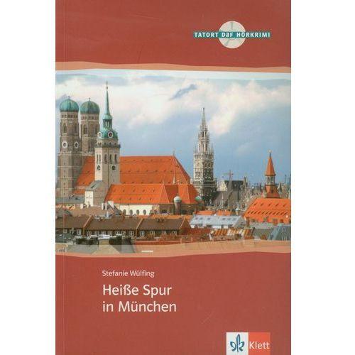 Heisse Spur in Munchen + CD, oprawa miękka