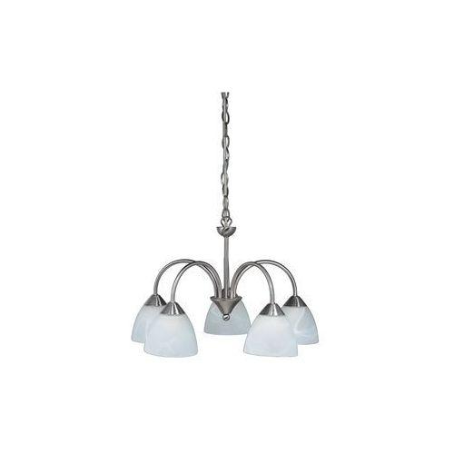 Prezent Lampa wisząca żyrandol maxx 5xe27/60w