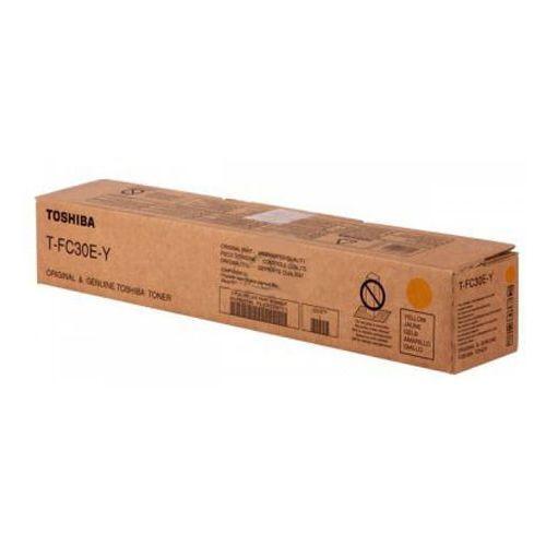 Toshiba Toner t-fc30e-y yellow do kopiarek (oryginalny) [33.5k]