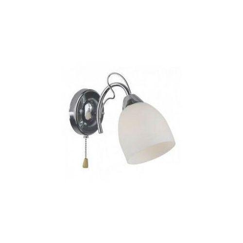 Kinkiet ścienny lima 40w szkło marki Lampex