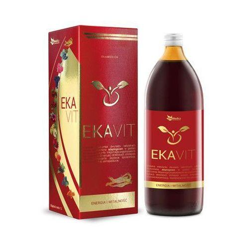 EkaVit i Żeń-szeń - mieszanka 12 soków (1 l) EkaMedica, 479