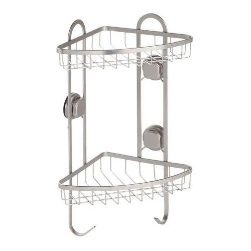 Półka prysznicowa narożna Tenno z przyssawkami (3663602675686)
