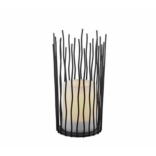 Trio RL Coro R55136132 lampa stojąca ogrodowa 1x1W LED czarna (4017807452778)