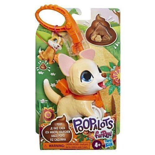 Figurka fur real poopalots piesek corgi marki Hasbro